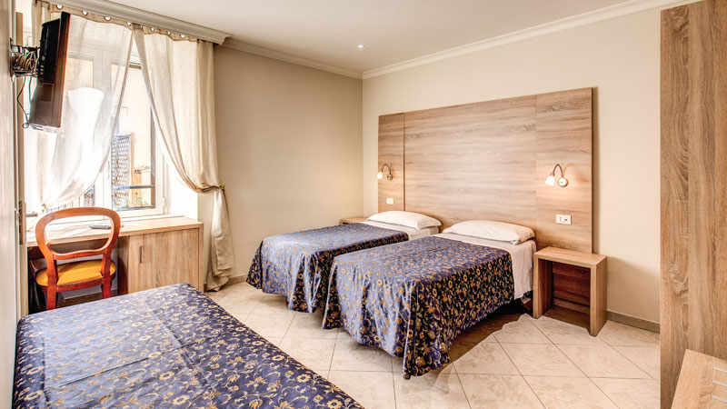 Hotel Continentale Rom – Offizielle Webseite